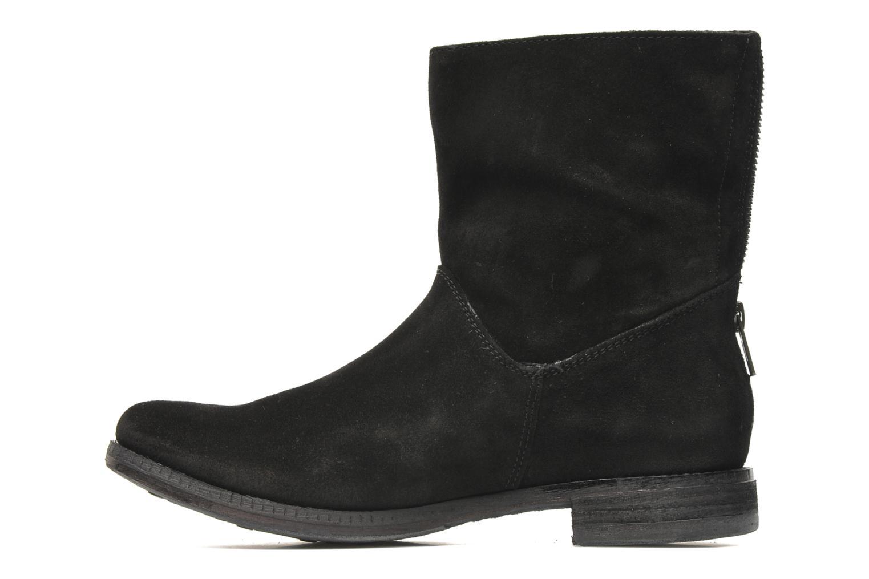 Boots en enkellaarsjes Khrio Cuma Zwart voorkant