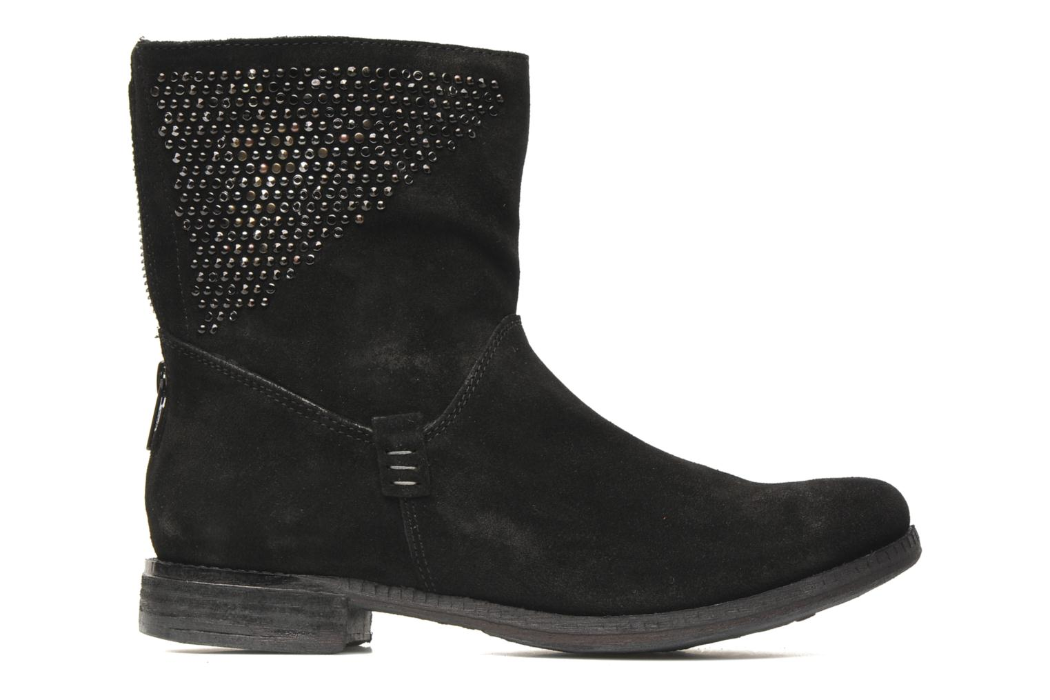 Stiefeletten & Boots Khrio Cuma schwarz ansicht von hinten