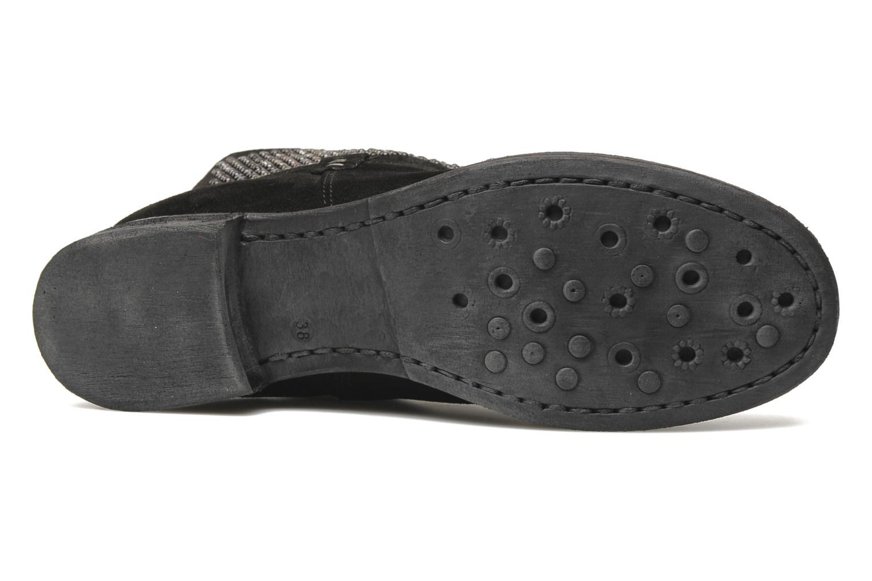 Boots en enkellaarsjes Khrio Cuma Zwart boven