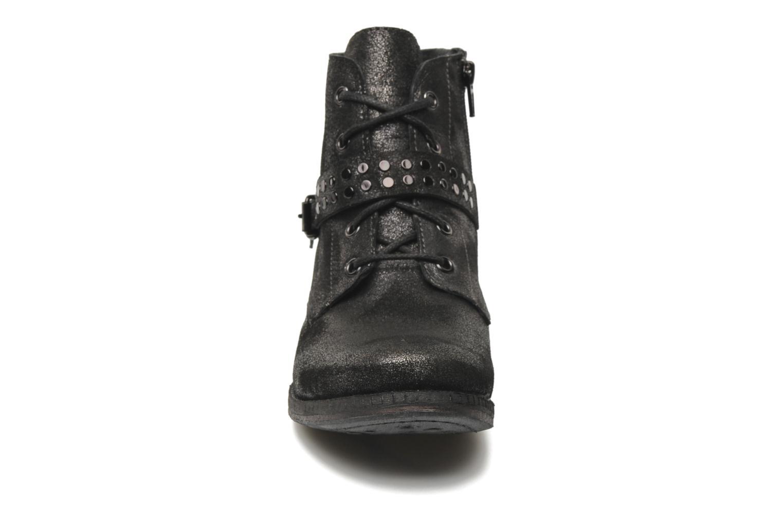 Bottines et boots Khrio Ferrare Gris vue portées chaussures
