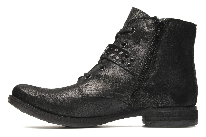 Bottines et boots Khrio Ferrare Gris vue face