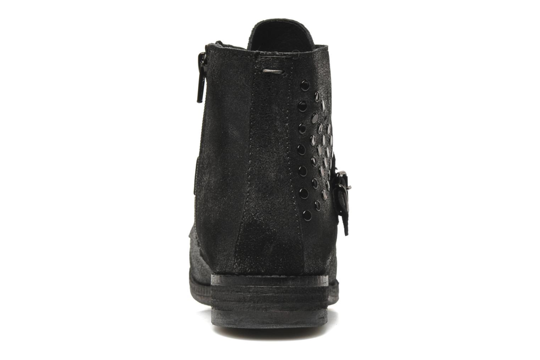 Bottines et boots Khrio Ferrare Gris vue droite
