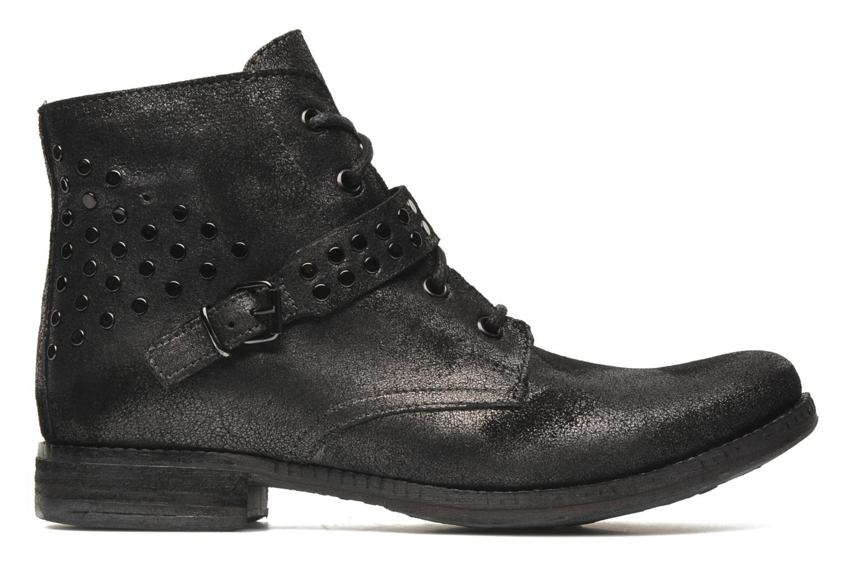 Bottines et boots Khrio Ferrare Gris vue derrière