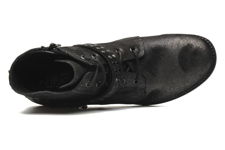 Bottines et boots Khrio Ferrare Gris vue gauche