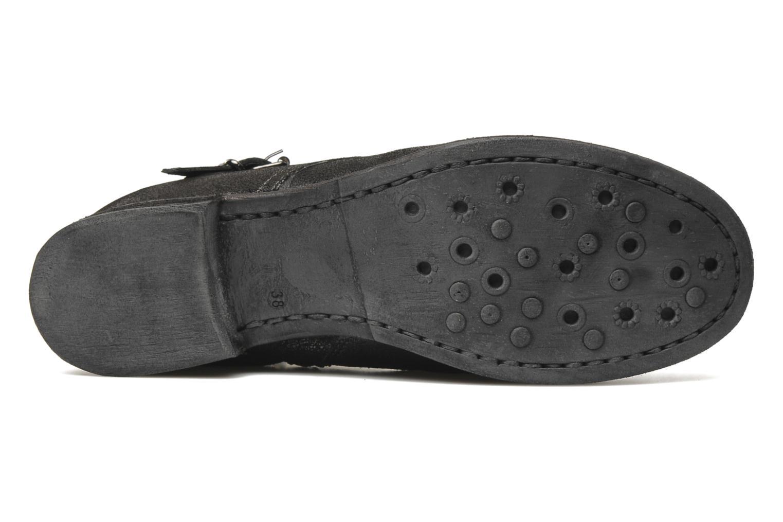 Stiefeletten & Boots Khrio Ferrare grau ansicht von oben