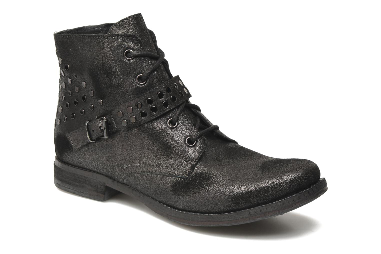 Bottines et boots Khrio Ferrare Gris vue détail/paire