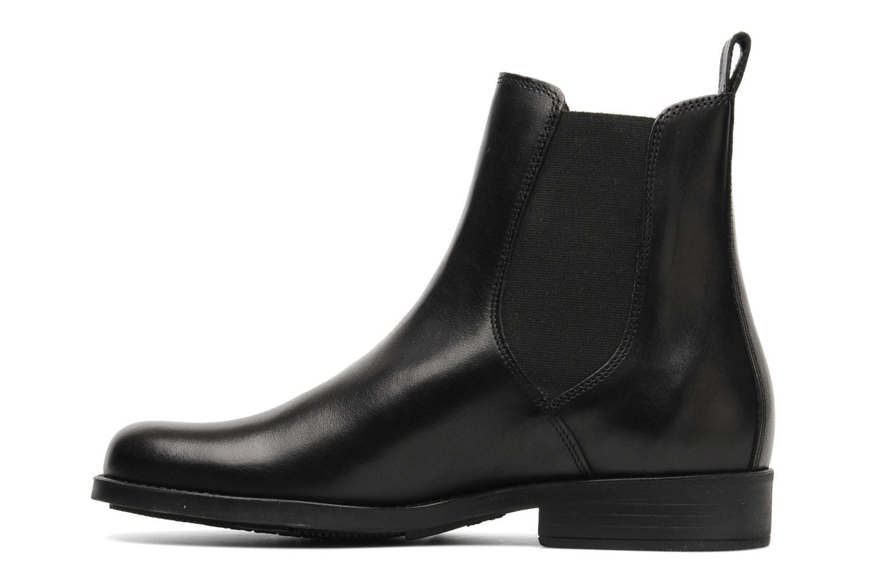 Sport shoes Aigle Orzac M Black front view