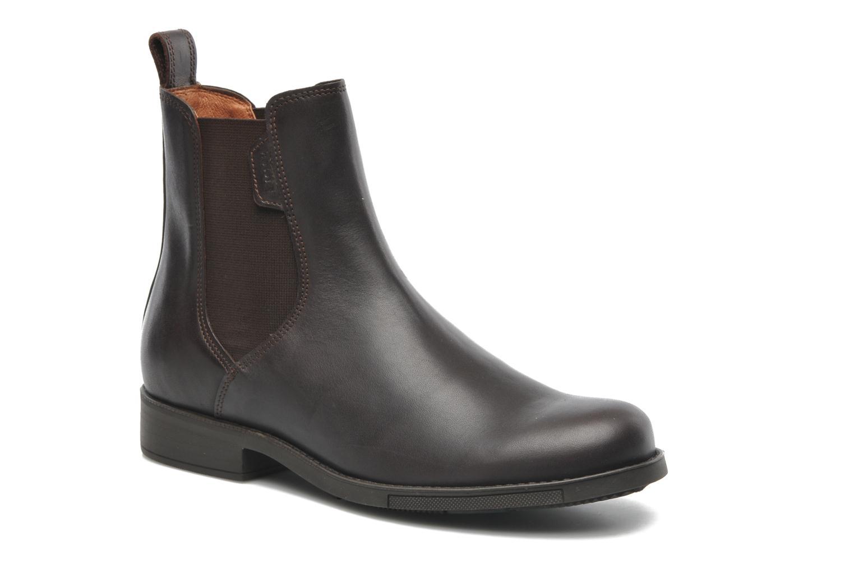 Chaussures de sport Aigle Orzac M Marron vue détail/paire