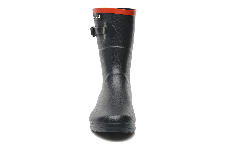 Boots en enkellaarsjes Aigle Chanteboot Pop Blauw model