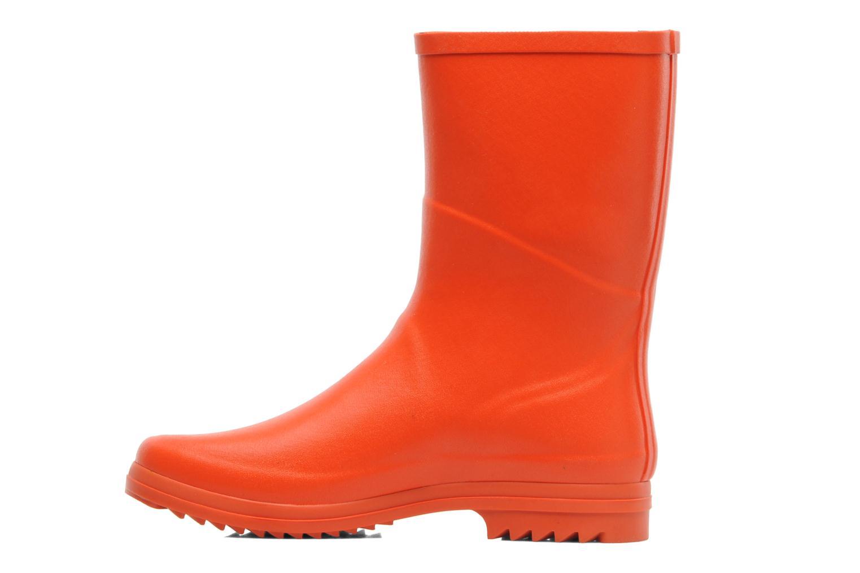 Bottines et boots Aigle Chanteboot Pop Orange vue face