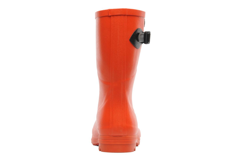 Bottines et boots Aigle Chanteboot Pop Orange vue droite