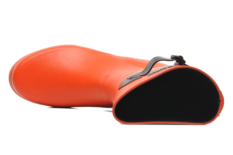 Bottines et boots Aigle Chanteboot Pop Orange vue gauche