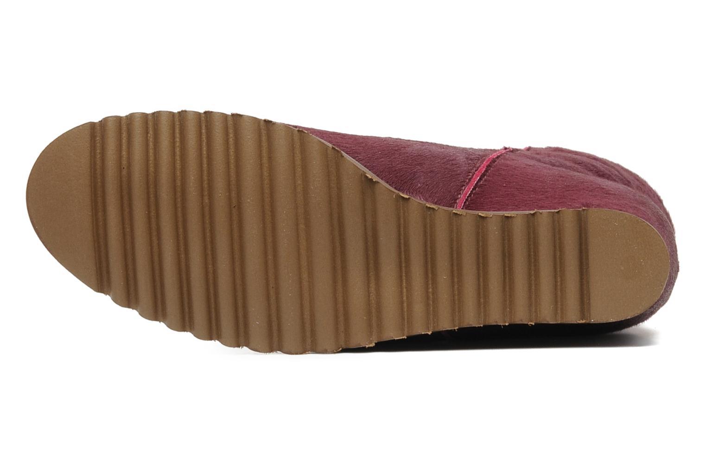 Stiefeletten & Boots Fabio Rusconi Marta weinrot ansicht von oben