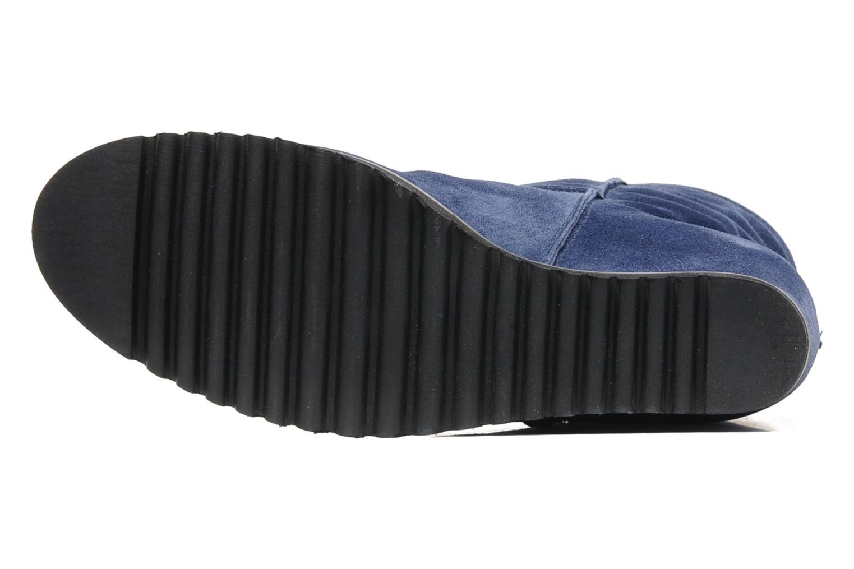 Stiefeletten & Boots Fabio Rusconi Marta blau ansicht von oben