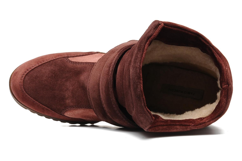 Sneakers Fabio Rusconi Tina Bordeaux links