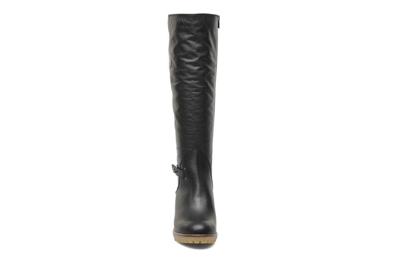 Bottes U.S Polo Assn. Flaminia leather Noir vue portées chaussures
