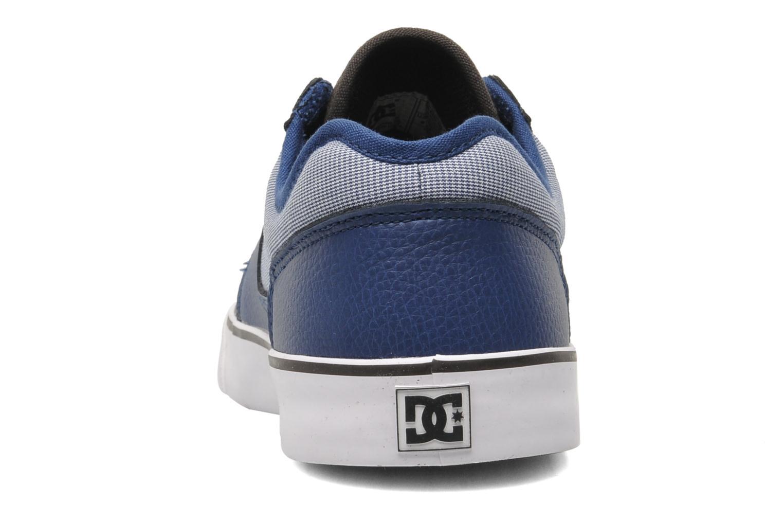Sportschuhe DC Shoes Tonik XE blau ansicht von rechts