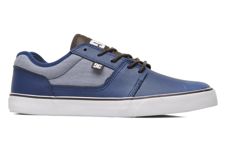 Chaussures de sport DC Shoes Tonik XE Bleu vue derrière