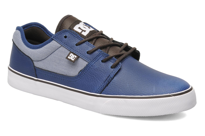 Chaussures de sport DC Shoes Tonik XE Bleu vue détail/paire