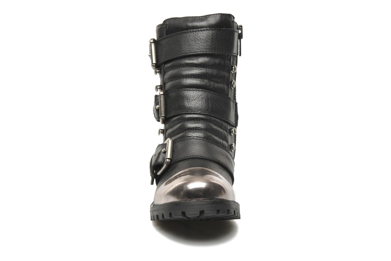 Stiefeletten & Boots Shellys London Pistekova schwarz schuhe getragen
