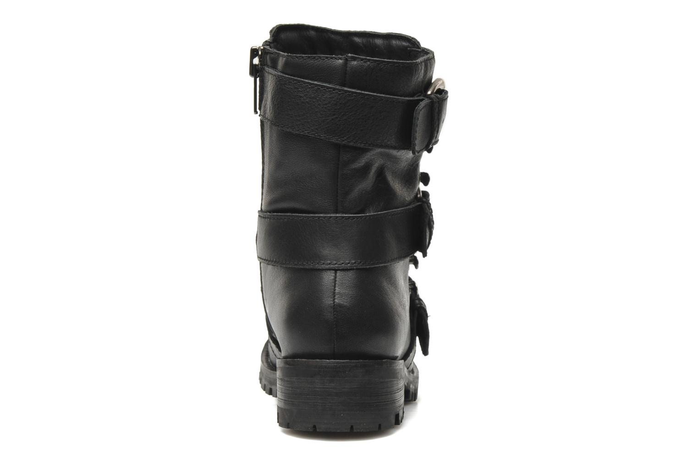 Boots en enkellaarsjes Shellys London Pistekova Zwart rechts