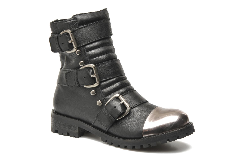 Boots en enkellaarsjes Shellys London Pistekova Zwart detail