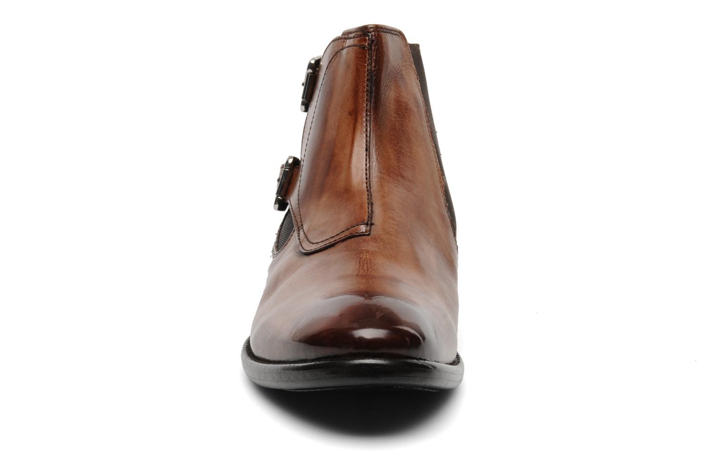 Bottines et boots Melvin & Hamilton Malcom 8 Marron vue portées chaussures