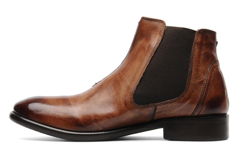 Boots en enkellaarsjes Melvin & Hamilton Malcom 8 Bruin voorkant