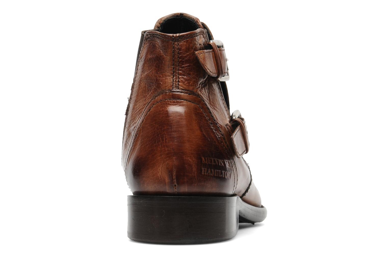 Boots en enkellaarsjes Melvin & Hamilton Malcom 8 Bruin rechts