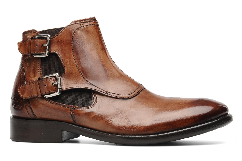Boots en enkellaarsjes Melvin & Hamilton Malcom 8 Bruin achterkant
