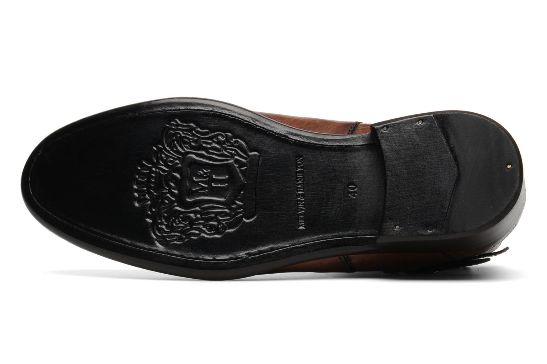 Boots en enkellaarsjes Melvin & Hamilton Malcom 8 Bruin boven