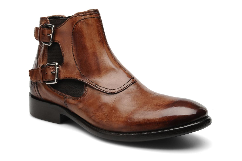 Boots en enkellaarsjes Melvin & Hamilton Malcom 8 Bruin detail