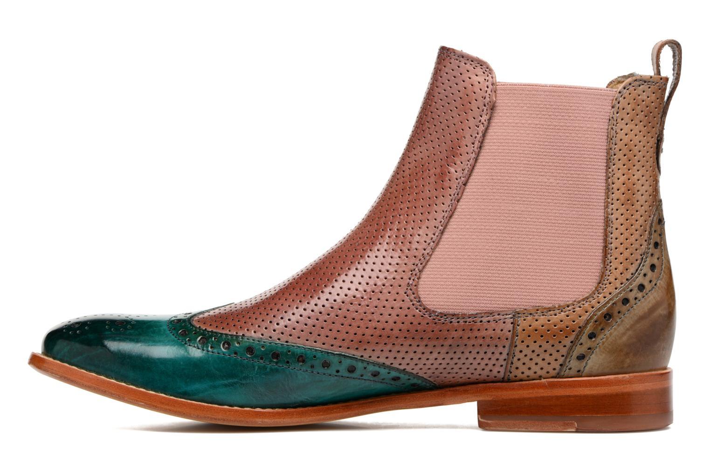 Ankle boots Melvin & Hamilton Amelie 5 Multicolor front view