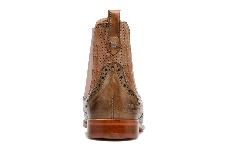 Bottines et boots Melvin & Hamilton Amelie 5 Multicolore vue droite
