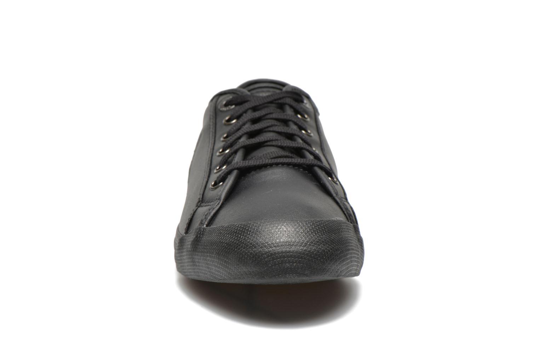Sneakers Le Coq Sportif Deauville Plus Lea Zwart model