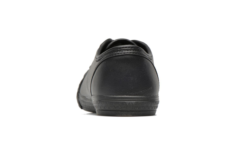 Sneakers Le Coq Sportif Deauville Plus Lea Zwart rechts