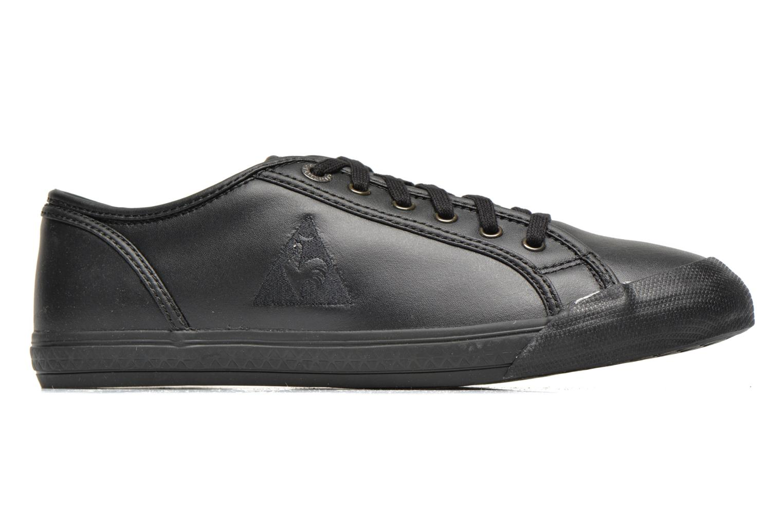 Sneakers Le Coq Sportif Deauville Plus Lea Zwart achterkant