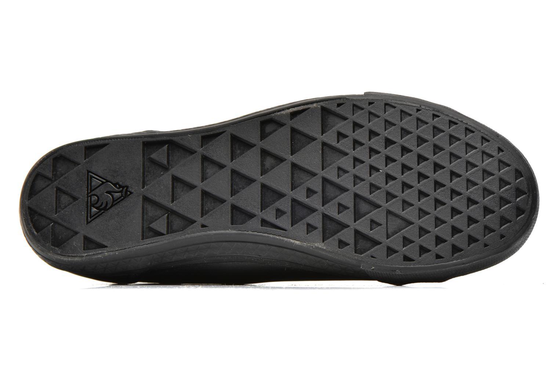 Sneakers Le Coq Sportif Deauville Plus Lea Zwart boven