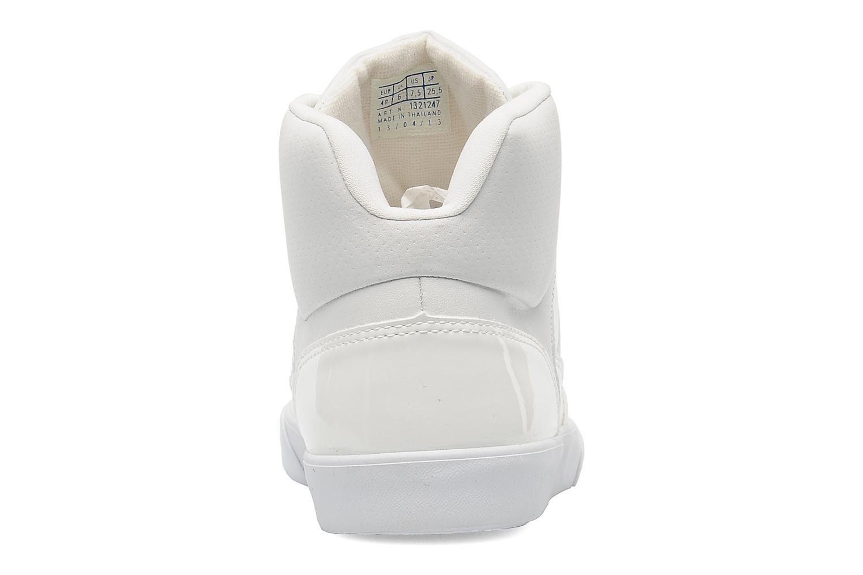 Baskets Le Coq Sportif Peletier Glam M Blanc vue droite
