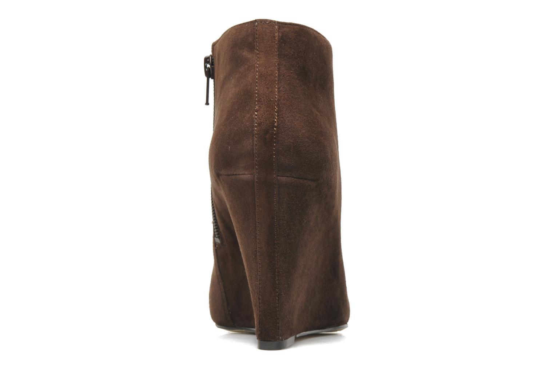 Boots en enkellaarsjes Nine West Nwriguma Bruin rechts