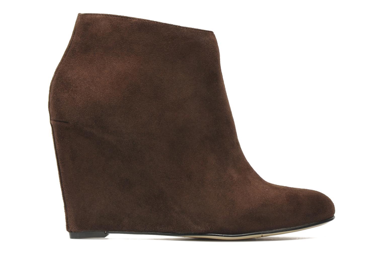 Boots en enkellaarsjes Nine West Nwriguma Bruin achterkant