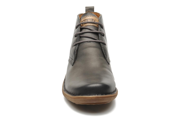 Chaussures à lacets Pikolinos Uruguay 864-9434A Vert vue portées chaussures