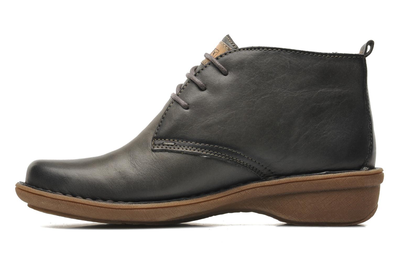 Chaussures à lacets Pikolinos Uruguay 864-9434A Vert vue face