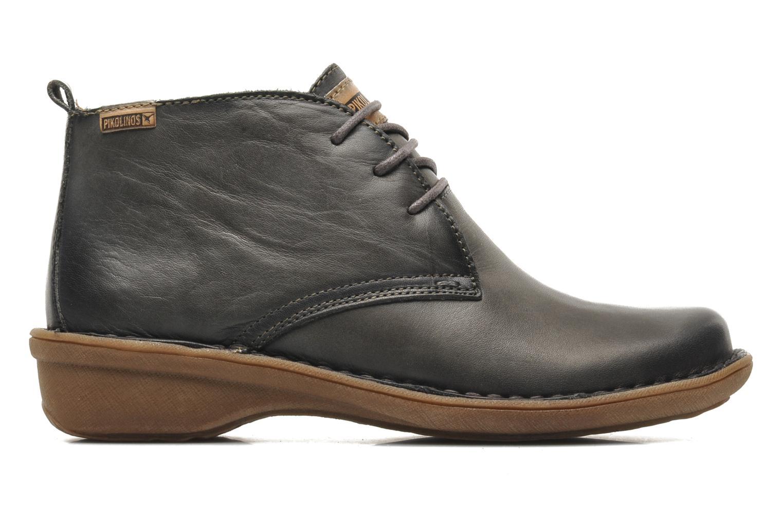Chaussures à lacets Pikolinos Uruguay 864-9434A Vert vue derrière