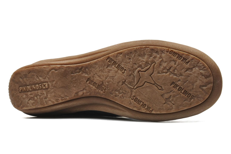 Chaussures à lacets Pikolinos Uruguay 864-9434A Vert vue haut