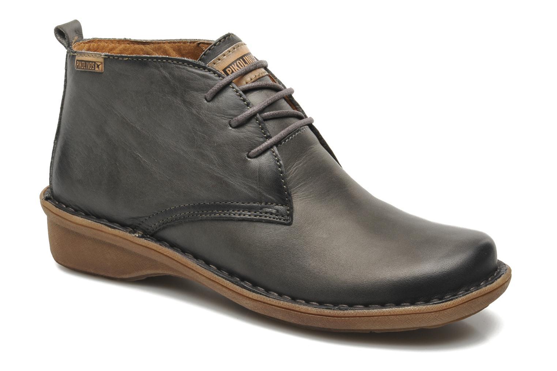 Chaussures à lacets Pikolinos Uruguay 864-9434A Vert vue détail/paire