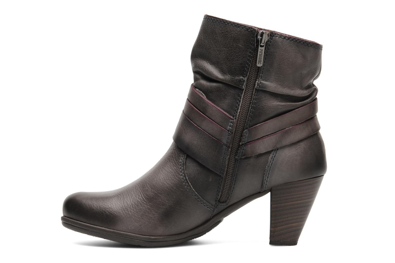 Boots en enkellaarsjes Pikolinos Verona 829-9834 Grijs voorkant