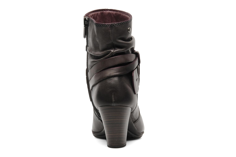 Boots en enkellaarsjes Pikolinos Verona 829-9834 Grijs rechts