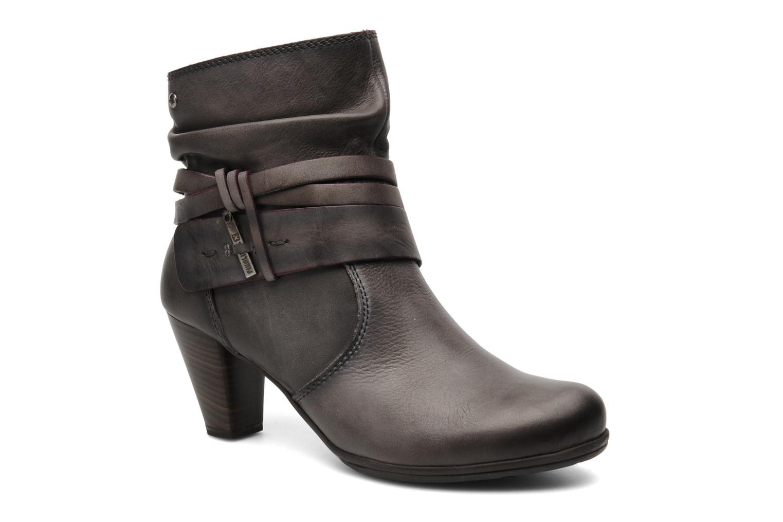 Boots en enkellaarsjes Pikolinos Verona 829-9834 Grijs detail