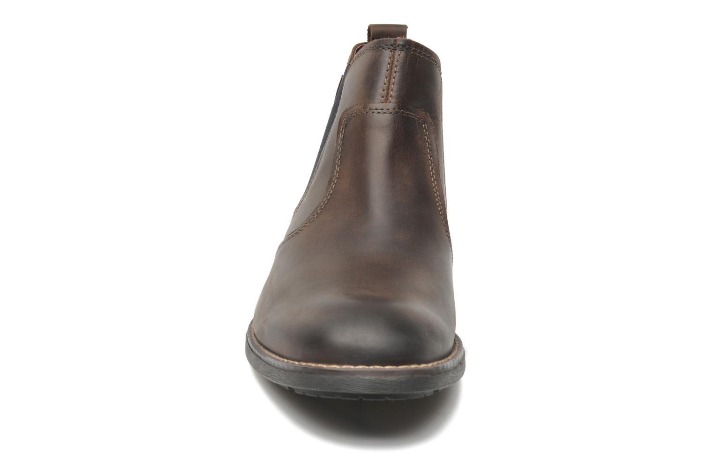 Stiefeletten & Boots Pikolinos Pamplona 03Q-6466 braun schuhe getragen